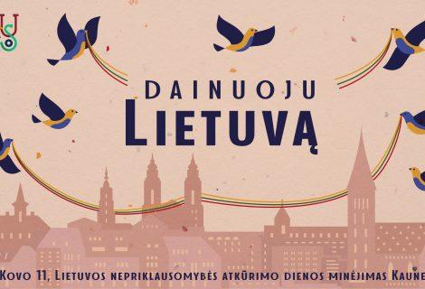 Kovo 11-ąją Kaunas švęs kitaip: išskleis pusės kilometro trispalvę