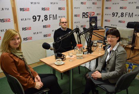 RS2 DIENOS SVEČIAS: Edita Grigaliauskienė, Edita Minkuvienė, Raimundas Vaišvilas