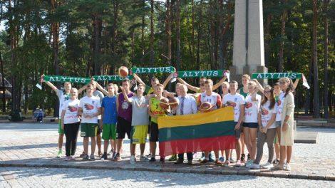 Alytaus miesto savivaldybės taryba yra patvirtinusi naują Sportininkų premijų skyrimo tvarkos aprašą