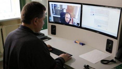 Pristatytas pirmasis Lietuvoje interaktyvus policijos paslaugų kambarys