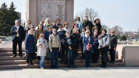 Kultūros puoselėtojų išvyka į Marijampolę