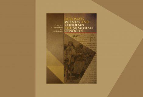 Pristatyta knyga apie armėnų genocido įrodymus