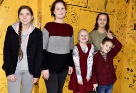 Vaikų dienos centras gyvuoja ir esant finansiniam štiliui