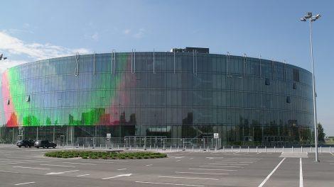 Teismas paliko galioti apribojimus Šiaulių areną valdančiai bendrovei