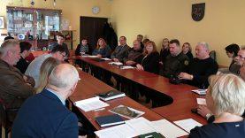 Ekstremaliųjų situacijų komisijos posėdyje – apie gaisrus Radviliškio mieste ir Polekėlės kaime rastą gyvsidabrį