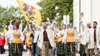 Pasveikink Marijampolę - Lietuvos kultūros sostinės dienų 2018 šventinėje eisenoje!