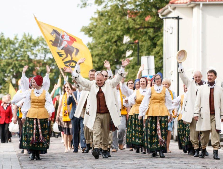 Pasveikink Marijampolę – Lietuvos kultūros sostinės dienų 2018 šventinėje eisenoje!