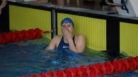 XX-ajame plaukimo sprinto festivalyje Anykščiuose pagerinta 17 rekordų
