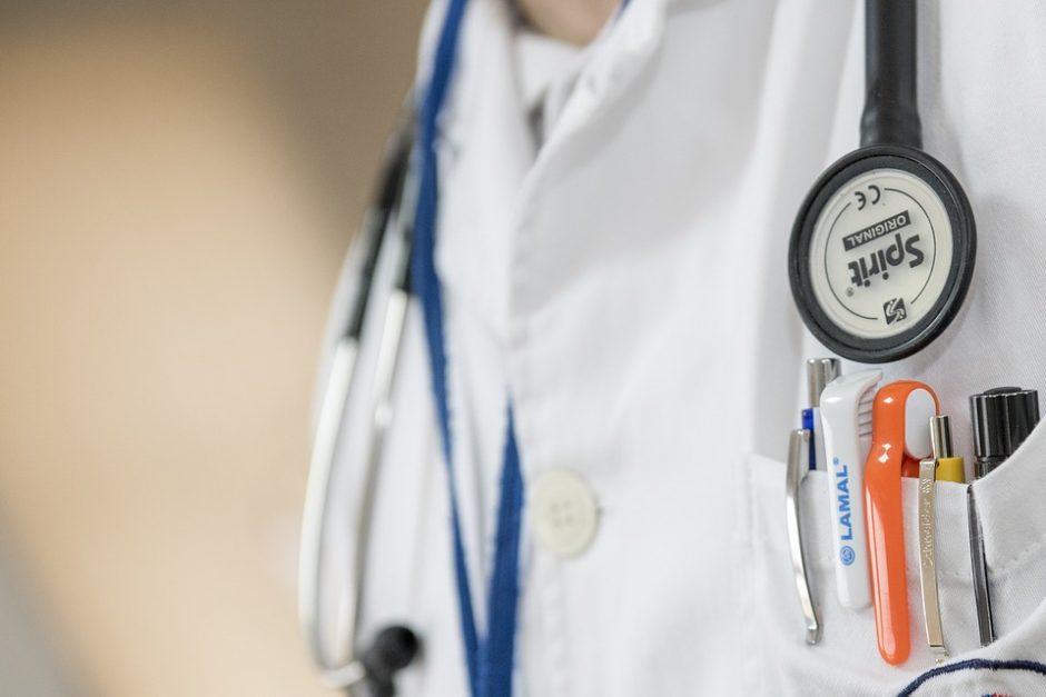 Du Vilkaviškio ligoninės gydytojai pripažinti kaltais dėl kyšio ėmimo