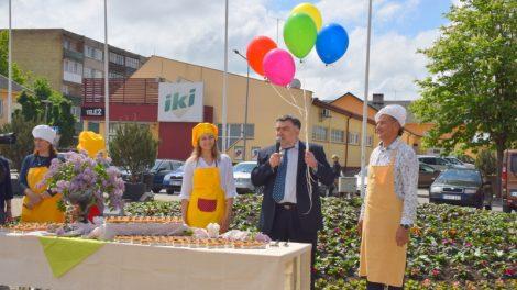 Lazdijai švenčia miesto savivaldos dieną