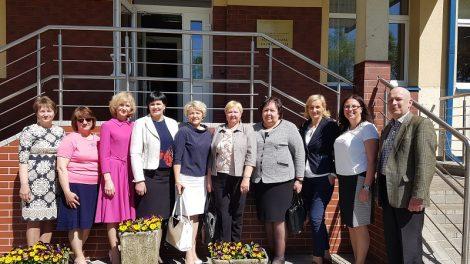 Šiaulių regiono savivaldybių socialinės paramos skyrių vedėjai viešėjo Alytuje