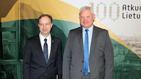 Klaipėdoje – Sveikatos apsaugos ministro vizitas