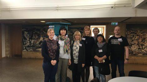 Piliakalnio progimnazijos mokytojų darbo stebėjimo vizitas Danijoje