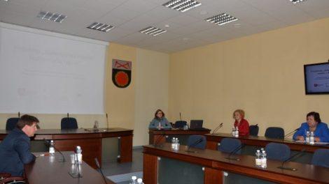 Kelių rajonų atstovai Naujojoje Akmenėje diskutavo apie lygias galimybes