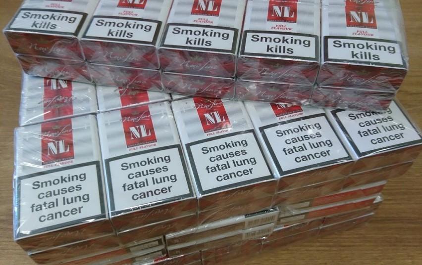 Pakruojo rajono gyventoja kontrabandines cigaretes slėpė seife