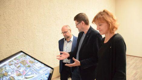 Panevėžio 3D patirtis bus siūloma kitiems miestams