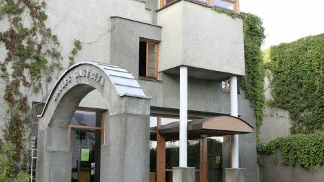 ES investicijos – Panevėžio dailės galerijai ir bendruomeniniams šeimos namams