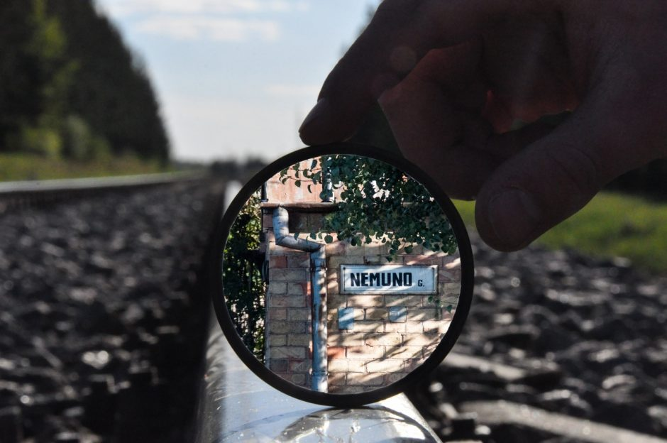 Panevėžys – Šimtmečio miestas. Ką matote jūs?
