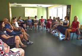 Ruošiamasi savanoriškos veiklos tarnybai