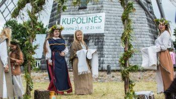 Gyvosios archeologijos atradimai - Kupolinėse prie Žaliūkių malūno