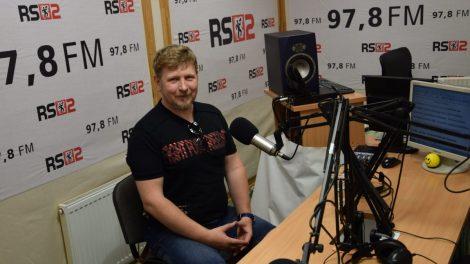 RS2 DIENOS SVEČIAS: Rolandas Janauskis
