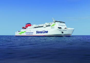 """""""Stena Line"""" stiprina maršrutų tinklą"""