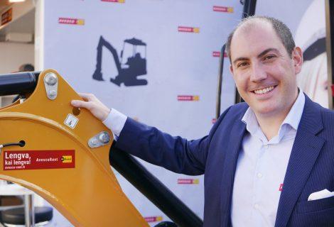 Naujos technologijos statybų sektoriuje: šveicarų įmonė nori pradėti revoliuciją