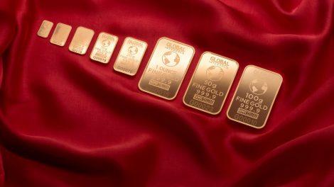 Norintiems investuoti į auksą – daug įvairių gaminių