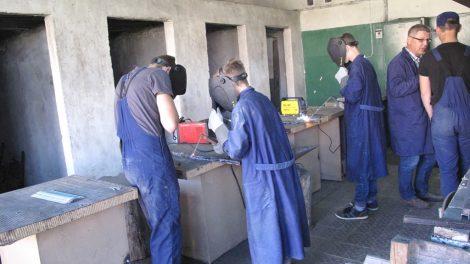 Еgzaminų maratonas Šiaulių ir Telšių regiono profesinio mokymo įstaigose
