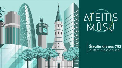 """Kviečiame dalyvauti miesto šventės """"Šiaulių dienos 782"""" 100-mečio prekymetyje"""