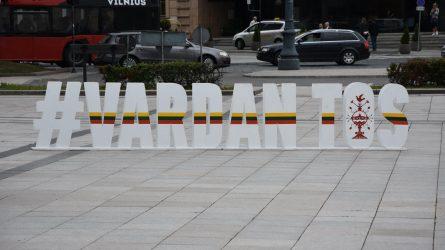 """Uteniškiai dalyvauja Lietuvos šimtmečio dainų šventėje """"VARDAN TOS..."""""""