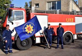 Rajono ugniagesių darbo sąlygos gerinamos Savivaldybės lėšomis