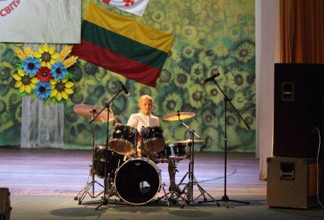 Tarptautiniame konkurse - festivalyje šiaulietė Julija Jevtušenkaitė tapo pirmosios vietos laureate