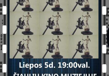 Šiaulių istorija kino filmuose – iš kino mėgėjų archyvų