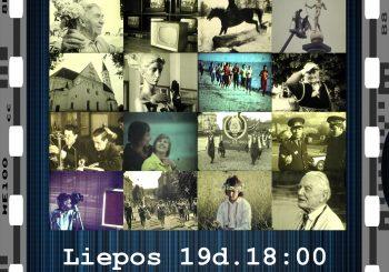 Šiaulių kino istorija - iš kino mėgėjų archyvų