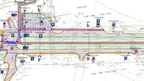 Bus asfaltuojama Dargužių kaimo Liepų gatvė ir tvarkoma viešoji erdvė šalia jos