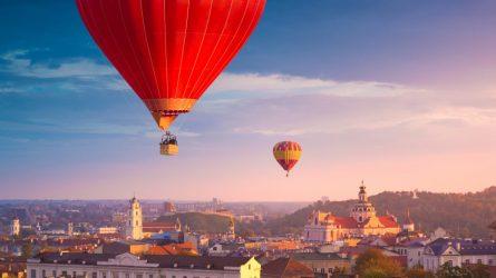 Jūs to nežinojote apie skrydį oro balionu: 12 netikėtų faktų