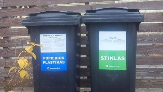 """Joniškio rajono savivaldybės gyventojų pakuočių atliekų surinkimo paslaugą nuo rugsėjo 1 d. teiks UAB """"Ecoservice projektai"""""""
