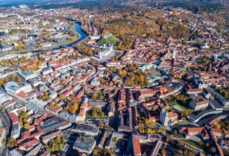 Vilnius ruošiasi 700 jubiliejui: sukurta programa ir koncepcija