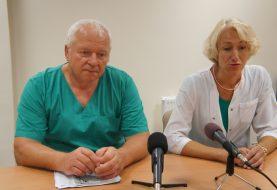 Ligoninės skyriuose daugėja karščio nualintų žmonių