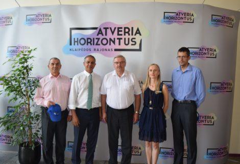 Izraelio ambasadorius: tieskime tiltus ir stiprinkime draugystę
