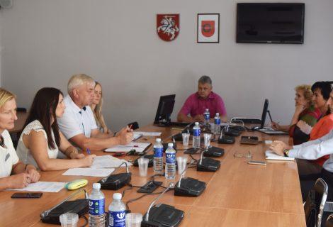 Aptartas Klaipėdos rajono kultūros raidos analizės ir kultūros strategijos rengimas