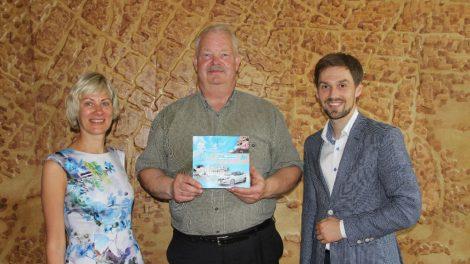 Šiauliuose lankėsi Monako garbės konsulas
