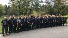Anykščiuose vyksta geriausios šalies policijos komandos konkursas (nuotraukų galerija)