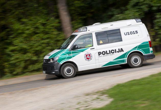 Anykščiuose vyksta geriausios šalies policijos komandos konkursas