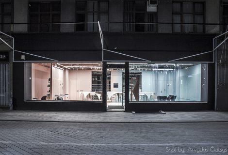 """""""Kaunas 2022"""" kviečia į miestą pažvelgti per rožinius akinius"""