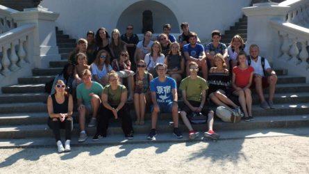 Europos šalių jaunimo susitikimas Rietave