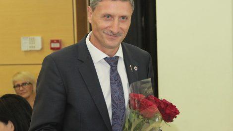 Šiaulių taryba patvirtino Šiaulių miesto garbės piliečio kandidatūrą