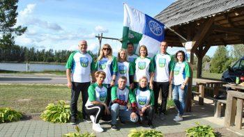 Dalyvauta Šiaulių regiono savivaldybių darbuotojų sporto žaidynėse
