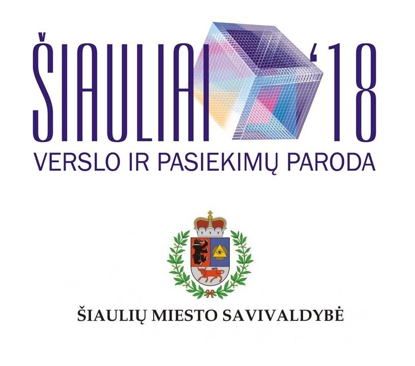 """Konkursas dalyvavimo parodoje """"ŠIAULIAI 2018"""" išlaidų daliniam padengimui"""